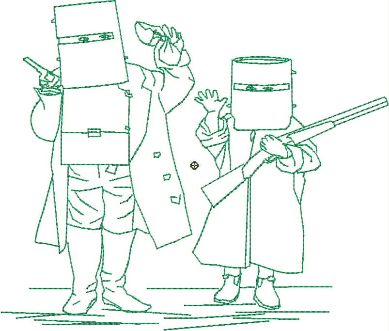 Stand Alone Lace Embroidery Designs : Auskids ned kelly